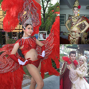 Mimosa Cabaret Pattaya