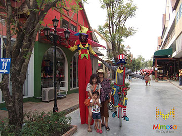Mimosa Pattaya City of Love