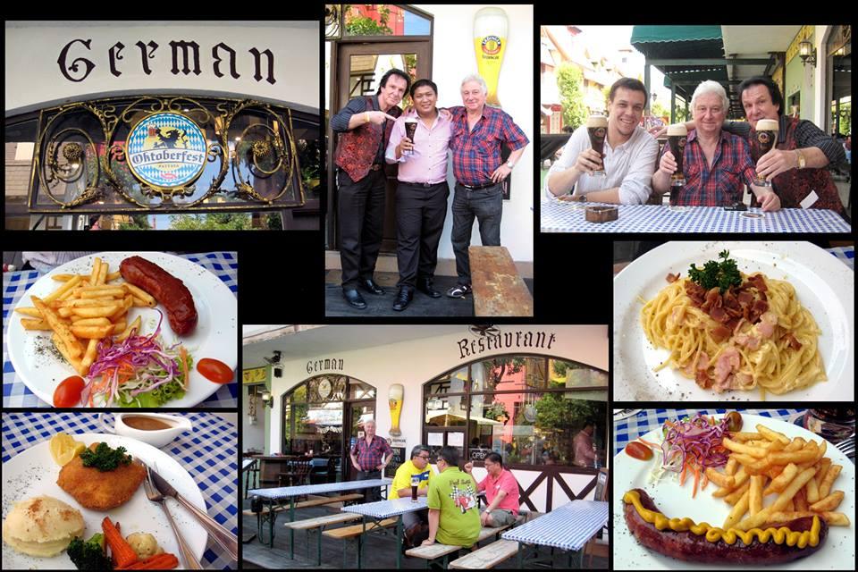 German Restaurant 2